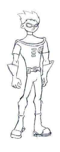 Desenho do Arthur Henrique